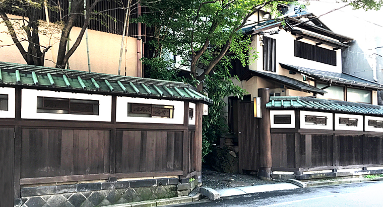秋田名物の育ての親(?)「料亭 濱乃家」